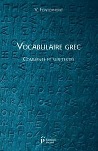 Rhonealpesinfo.fr Vocabulaire grec, commenté et sur les textes Image