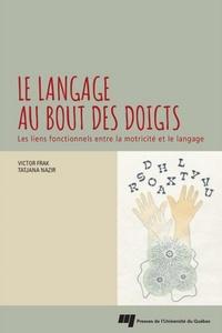 Galabria.be Le langage au bout des doigts - Les liens fonctionnels entre la motricité et le langage Image