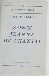 Victor Giraud - Sainte Jeanne de Chantal.