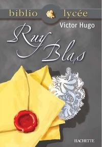 Victor Hugo et Marie-Henriette Bru - Bibliolycée - Ruy Blas, Victor Hugo.