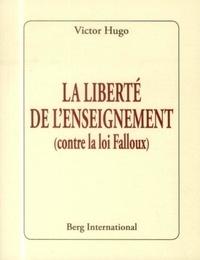 La liberté de lenseignement (contre la loi Falloux).pdf