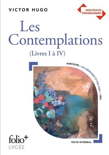 Les contemplations. Livres I à IV