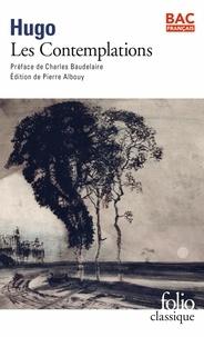 Victor Hugo - Les Contemplations - Précédé de Victor Hugo, par Charles Baudelaire.