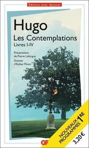 """Victor Hugo - Les Contemplations - Livres I-IV. Programme nouveau Bac 2021 1re. Parcours """"Les mémoires d'une âme""""."""