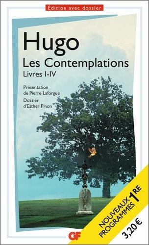 Les Contemplations Livres I Iv Poche