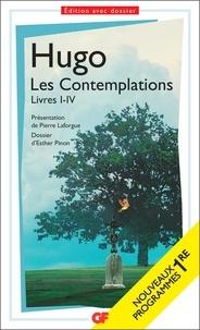 Victor Hugo - Les Contemplations - Livres I-IV.