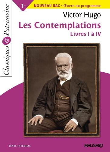 Les Contemplations Livres I A Iv Poche