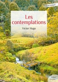 Téléchargez Google Books sur ipad Les contemplations in French 9782363074355 iBook RTF CHM par Victor Hugo