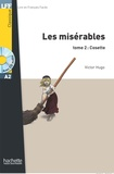 Victor Hugo - Les Misérables Tome 2 : Cosette. 1 CD audio
