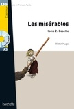 Victor Hugo - LFF A2 - Les Misérables - Tome 2 : Cosette (ebook).