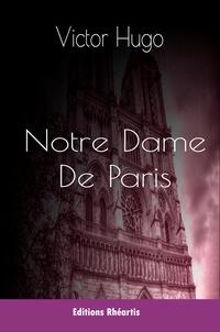 Victor Hugo et  Victor - Notre Dame de Paris.