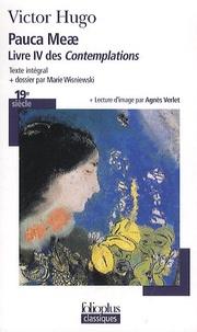 Victor Hugo - Pauca Meae - Livre IV des Contemplations.