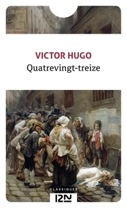 Quatrevingt-treize - Victor Hugo - Format ePub - 9782823868562 - 5,99 €