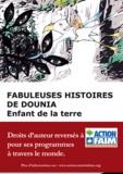 Victor Kathémo - Fabuleuses histoires de Dounia, Enfant de la terre.