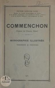 Victor Leducq - Commenchon - Canton de Chauny, Aisne.