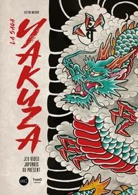 Victor Moisan - La saga Yakuza - Jeu vidéo japonais au présent.