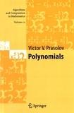 Victor Prasolov - Polynomials.