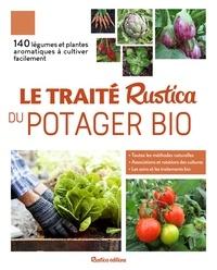 Deedr.fr Le traité Rustica du potager bio Image
