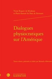 Era-circus.be Dialogues physiocratiques sur l'Amérique Image