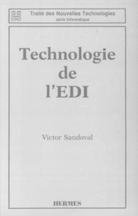 Victor Sandoval - Technologie de l'EDI.