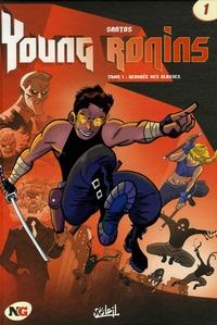 Victor Santos - Young Ronins Tome 1 : Rentrée des classes.