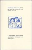Victor Segalen - Journal des îles suivi de Vers les sinistrés.