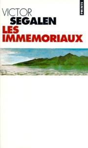 Livres audio gratuits téléchargement ipod Les immémoriaux en francais 9782020333047