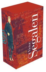 Victor Segalen - Oeuvres - Coffret en 2 volumes : Tomes 1 et 2.
