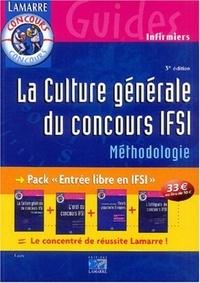 Victor Sibler - Guides infirmiers - Pack 4 volumes : La culture générale du concours IFSI ; L'oral du concours IFSI ; Tests psychotechniques ; L'intégrale du concours IFSI.