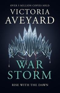 Victoria Aveyard - War Storm.