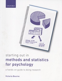 Alixetmika.fr Starting Out in Methods and Statistics for Psychology - A hands-on guide to doing research Image