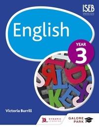 Victoria Burrill - English Year 3.