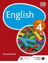 Victoria Burrill - English Year 4.