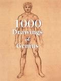 Victoria Charles et Klaus Carl - 1000 Drawings of Genius.