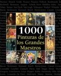 Victoria Charles et Joseph Manca - 1000 Pinturas de los Grandes Maestros.