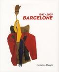 Victoria Combalía - Barcelone 1947-2007.