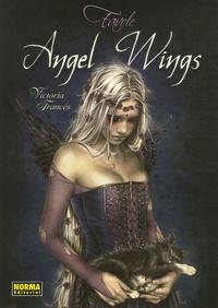 Victoria Francés - Favole Angel Wings - Edition trilingue français-anglais-espagnol.