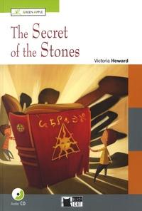 Victoria Heward - The Secret of the Stones. 1 CD audio