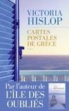 Victoria Hislop - Cartes postales de Grèce.