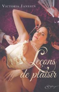 Victoria Janssen - Leçons de plaisir.
