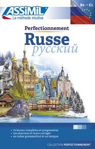 Perfectionnement russe - Victoria Melnikova-Suchet | Showmesound.org