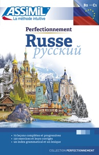 Victoria Melnikova-Suchet - Perfectionnement russe.