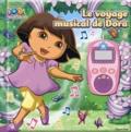 Victoria Miller - Le voyage musical de Dora.