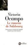 Victoria Ocampo - Le rameau de Salzbourg.