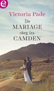Livres gratuits en ligne et à télécharger Un mariage chez les Camden par Victoria Pade
