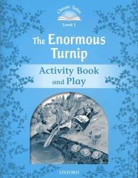 Victoria Tebbs - The Enormous Turnip - Activity Book and Play.
