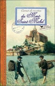 Victorine Granet - Carnet de recettes du Mont-Saint-Michel.