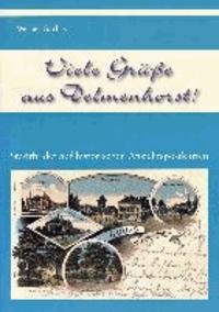 Viele Grüße aus Delmenhorst! - Stadtbilder auf historischen Ansichtspostkarten.