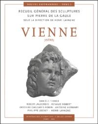 Henri Lavagne - Vienne (Isère) - Recueil général des sculptures sur pierre de la Gaule.