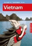 Vietnam mit Kambodscha und Laos.